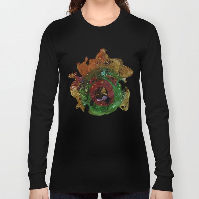 Abstract #7 Long Sleeve T-shirt