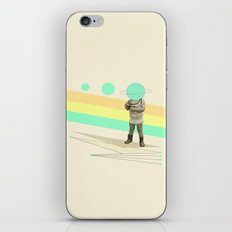 he believes he can fly iPhone & iPod Skin