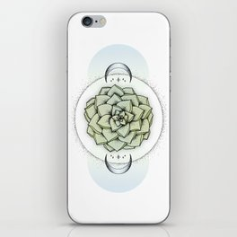 Sempervivum iPhone Skin