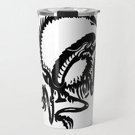 Xenoraptor Fossil Travel Mug
