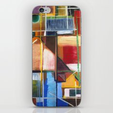 Aerial Abstraction 1A iPhone & iPod Skin