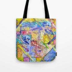 My Mondrian Tote Bag