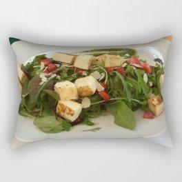Summer Salad Rectangular Pillow
