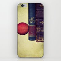 books iPhone & iPod Skins featuring Books by Lawson Images