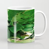 snake Mugs featuring Snake by Stecker Photographie