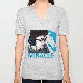 Miracle Doto Unisex V-Neck
