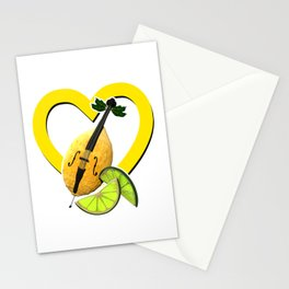 i love limoncello Stationery Cards