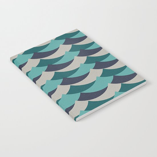 Waves Of Fun Notebook