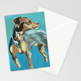 Mabel Jane the Marvelous Mystery Mutt Stationery Cards