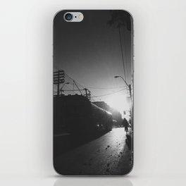 Shine On - #views series iPhone Skin