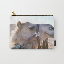 Lucky Camel Carry-All Pouch