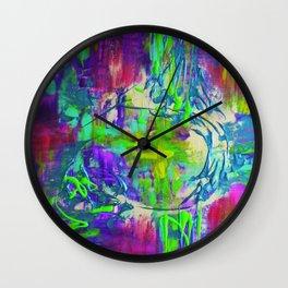 SECRETS UNDER YOUR PILLOW Wall Clock