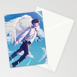 Fly up to the Sky Stationery Cards