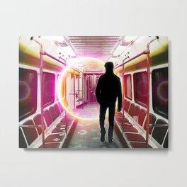 dystopian exit Metal Print