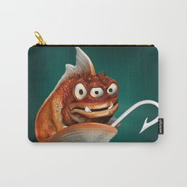 Evil Fish Carry-All Pouch