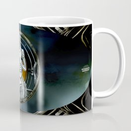 """Astrological Mechanism - Virgo"" Coffee Mug"