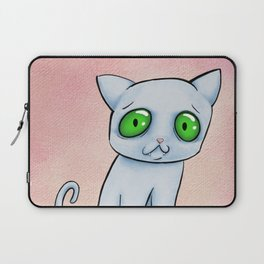 Ghost-cat Laptop Sleeve