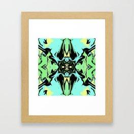 Hidden Turtles Framed Art Print