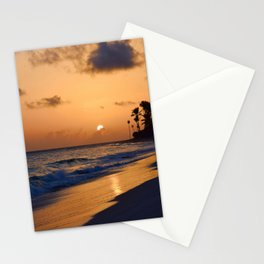 Photo 61 Beach Sunset Stationery Cards
