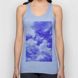 Cloudy Day Unisex Tank Top