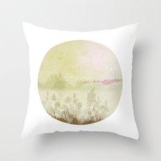 Planet  21001 Throw Pillow