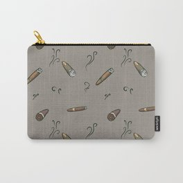 Smoky cigar pattern Carry-All Pouch