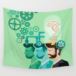 Brainstorming Wall Tapestry