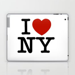 I love NY Laptop & iPad Skin