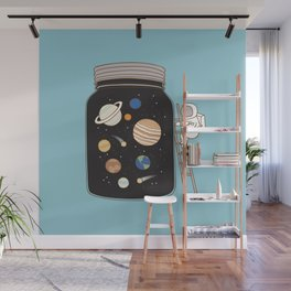 confined space Wall Mural