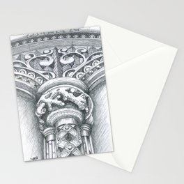 stone art Stationery Cards