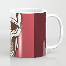 Mannequin of Death (red palette) Coffee Mug