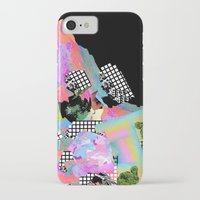 gun iPhone & iPod Cases featuring Loaded Gun by Tyler Spangler