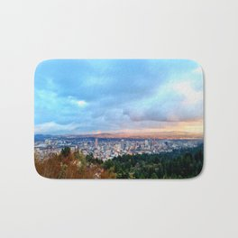 DOWNTOWN PORTLAND Bath Mat