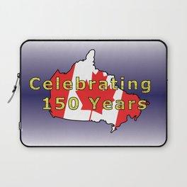 150th Birthday (Glitter) Laptop Sleeve