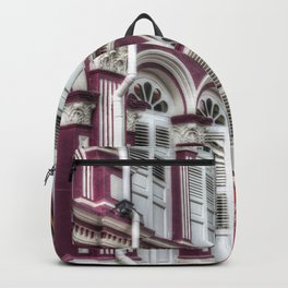 China Town Singapore Backpack