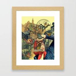 BETTERFLIES Framed Art Print