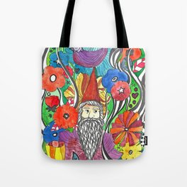 Gnome, If You Want To Tote Bag
