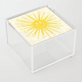 Heat Wave Acrylic Box