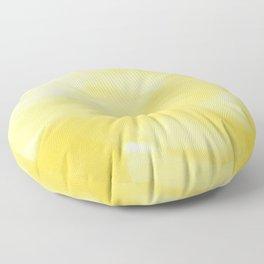 Yellow Floor Pillow