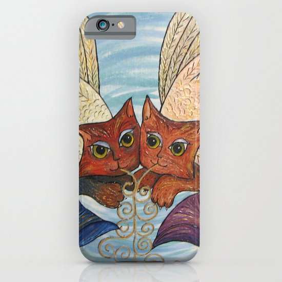 Love words iPhone & iPod Case