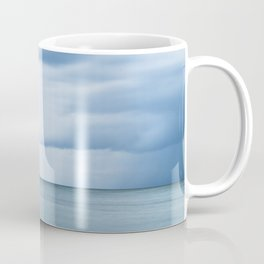 Sea, Lighthouse & Stormy clouds Coffee Mug