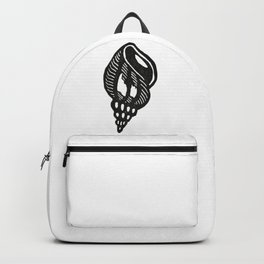 Sea shell Backpack