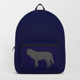 The Furtive Timberwolf Backpack