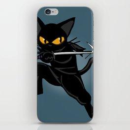 Ninja! iPhone Skin