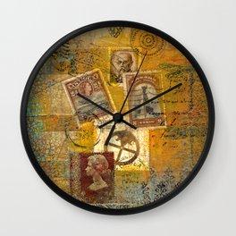Fading Away Wall Clock