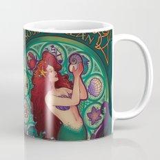 Sous La Mer Coffee Mug