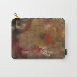 Gold and blood Carry-All Pouch