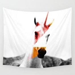 Ziggy The Unicorn Wall Tapestry