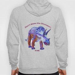 Don't Wake the Dinosaur! Hoody