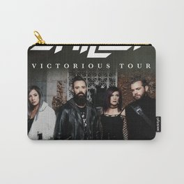 SKILLET VICTORIOUS WORLD TOUR DATES 2019 IKANLELE Carry-All Pouch